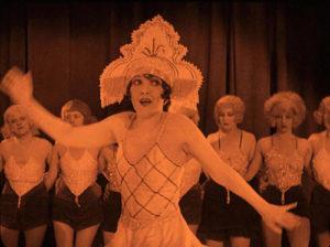 Carmelita Geraghty in Alfred Hitchcock's THE PLEASURE GARDEN (1926). Courtesy: BFI/Park Circus Films