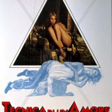 TECNICA DI UN AMORE (1973) di Brunello Rondi