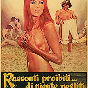 RACCONTI PROIBITI… DI NIENTE VESTITI (1972) di Brunello Rondi