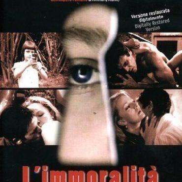 L'IMMORALITÀ (1978) di Massimo Pirri – Parte Seconda