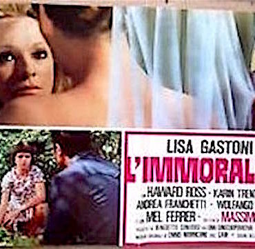 L'IMMORALITÀ (1978) di Massimo Pirri – Parte Quarta