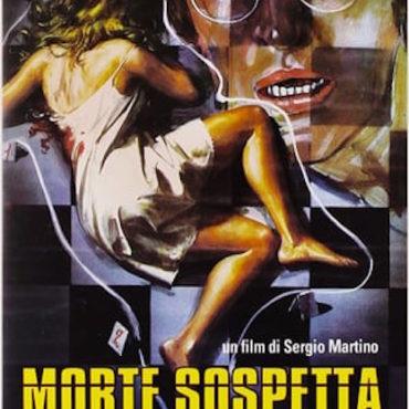 MORTE SOSPETTA DI UNA MINORENNE (1975) di Sergio Martino